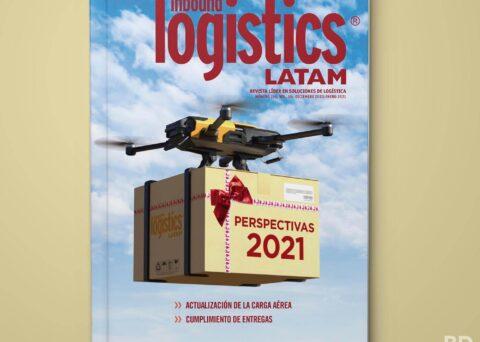 Revista Inbound Logistics Latam - Diseño Editorial