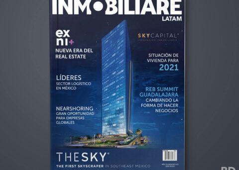 Revista Inmobiliare Magazine - Dirección Gráfica