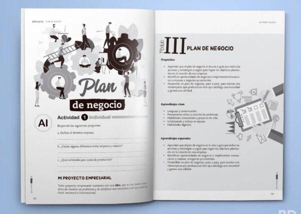 Libro de Texto - Mi Primer Negocio - Ediciones ECA