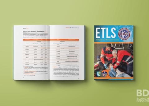 Libro médico de primeros auxilios para el curso Evaluación y manejo del trauma.
